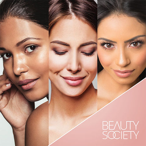 Beauty Society Skincare products for all skin types