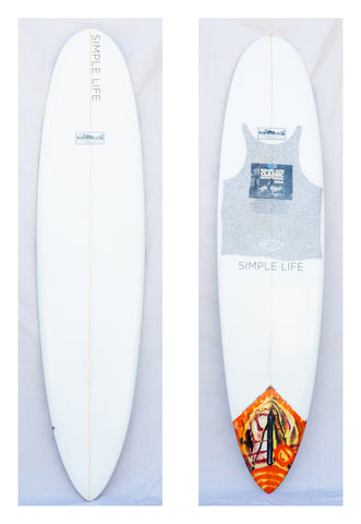 Hully Mully by DMZ Surfboards - ORDER