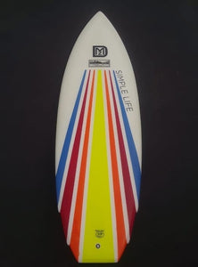 Gutter Twin by DMZ Surfboards - ORDER