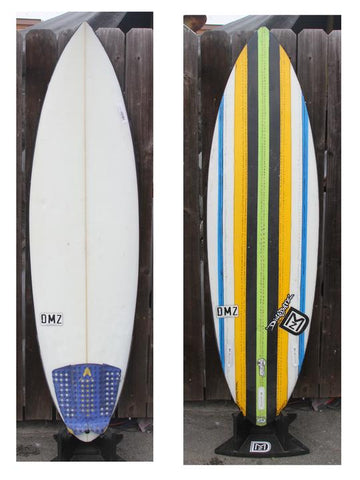 Joystick by DMZ Surfboards - ORDER