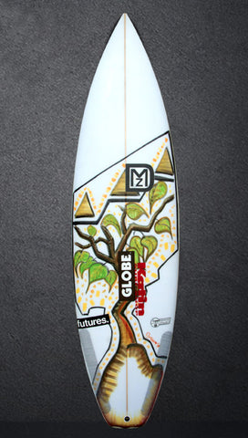 Seven Shooter by DMZ Surfboards - ORDER