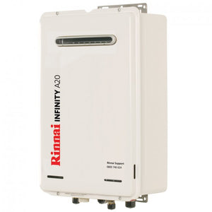 Rinnai A20 Infinity Continuous Flow Hot Water System