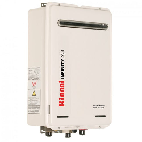 Rinnai A24 Infinity Continuous Flow Hot Water System