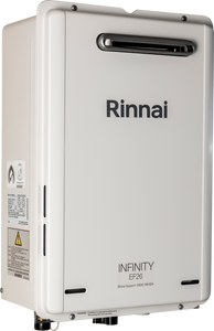 Rinnai INFINITY EF26 Continuous Flow Condensing Hot Water Unit