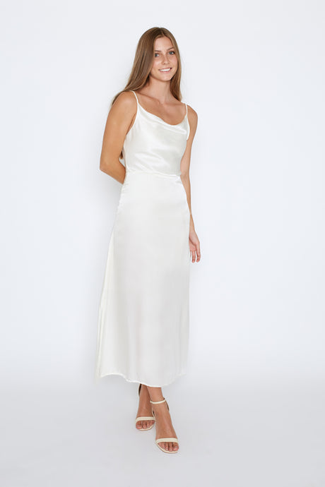 Amy Gown - Ivory