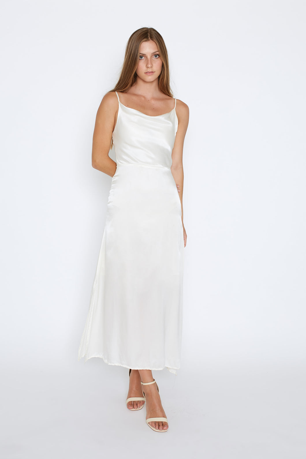 Amy Gown - Ivory - Size 10