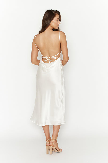 Sammy Dress - Ivory