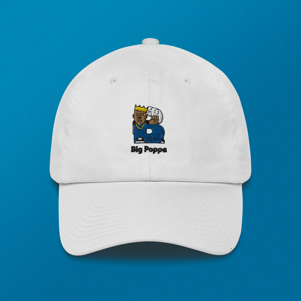 Big Poppa Dad Cap - The Andy $hop