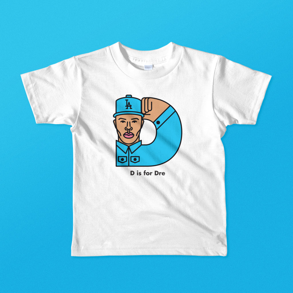 Dre Kids T-Shirt - The Andy $hop