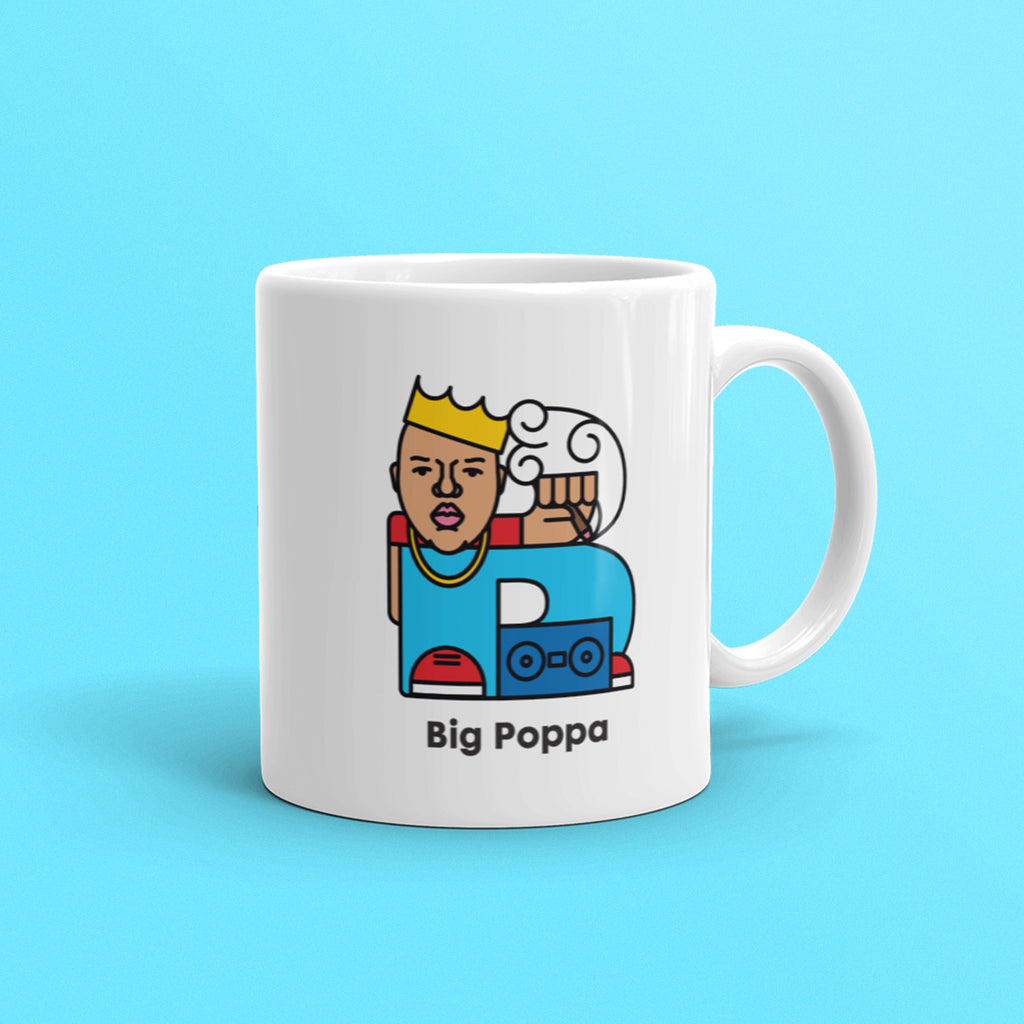 Big Poppa Mug - The Andy $hop