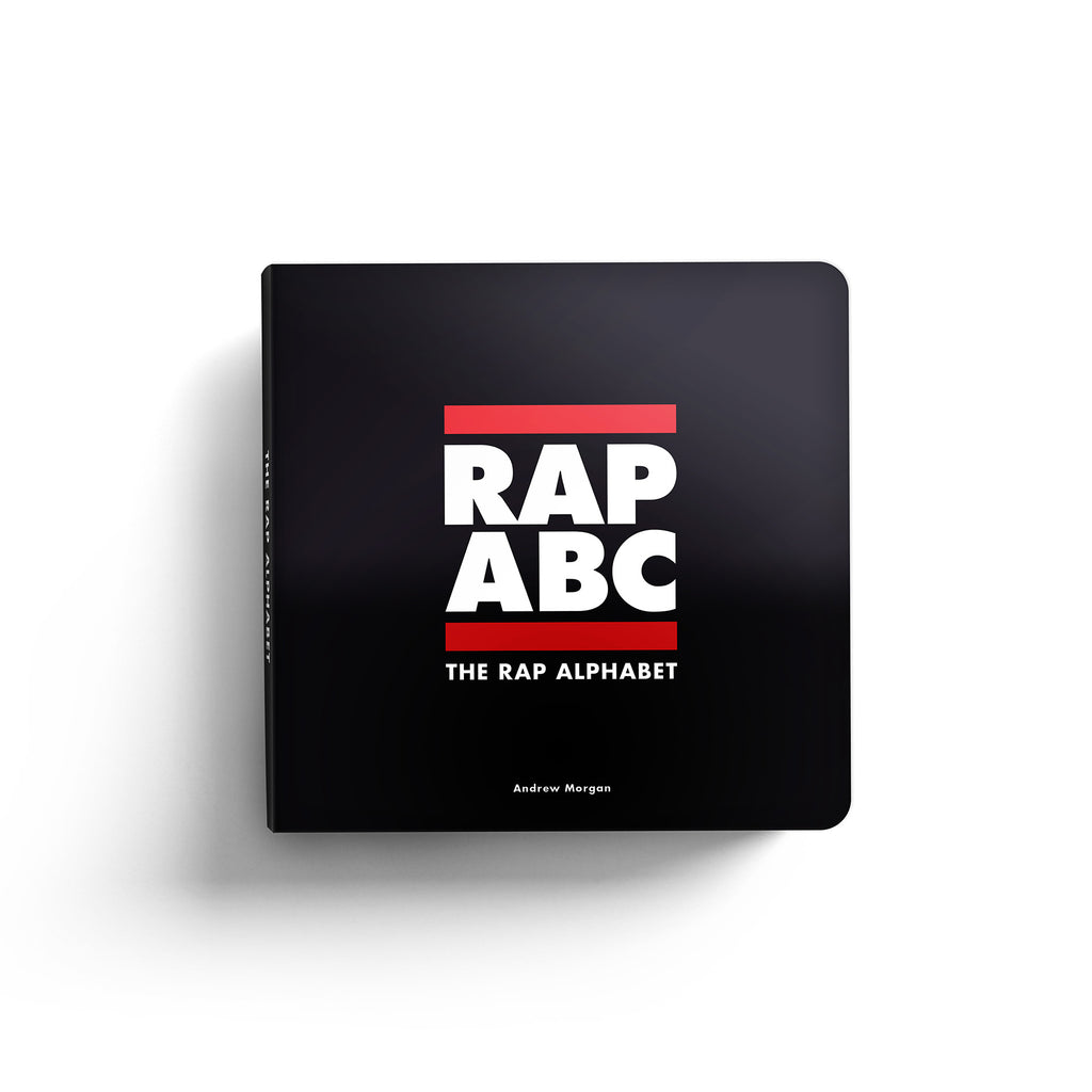 Rap ABC Board Book - The Andy $hop