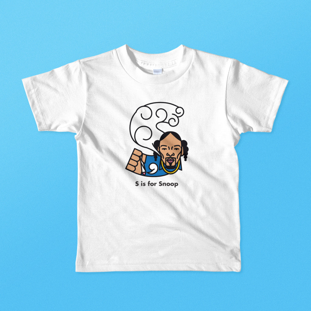 Snoop Kids T-Shirt - The Andy Shop