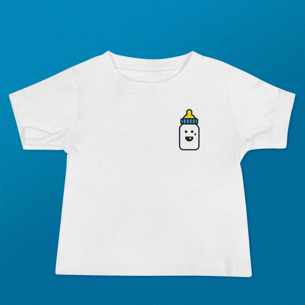 Started From The Bottle Baby T-Shirt - The Andy $hop