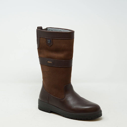 Dubarry Kildare Calf Boot Walnut - ZIGZAG Footwear