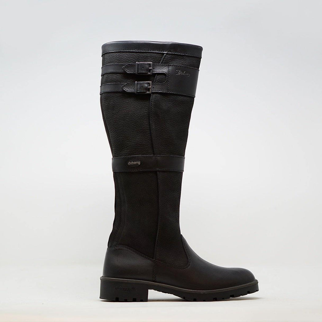 Dubarry Longford Boot Black