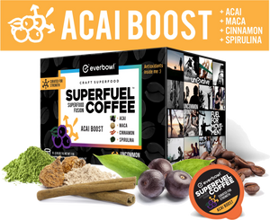 ACAI BOOST™ 6 - Case Super Pack