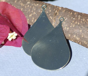 Buy Arabic teardrop blank for layered pendants, or earrings - DIY Jewelry Supplies by SupplyDiva online