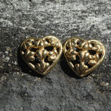 Buy Cast Bronze Heart #2 online