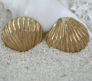 Cast Bronze Seashell #3