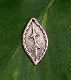 Leaf Wavy Blank With Texture, Cut Out for Enameling Stamping Texturing Jewelry Making Blanks Variety of Metals,