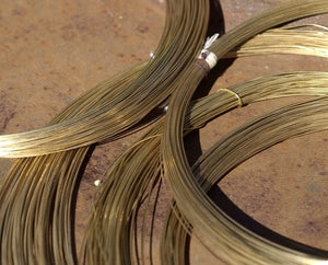 Bronze Wire - 22 Gauge - 20 Feet - Lovely for Jewelry Design