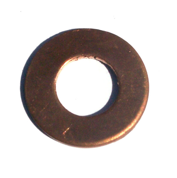 Buy Blank Donut 20mm 20G Cutout for Enameling Stamping Texturing Charms, Variety Metals - 6 Pieces online