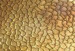 Snakeskin Textured Sheet Metal