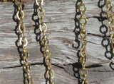 Diamond Bronze Chain - Soldered