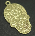 Sugar Skull Blank #2, Traditional Dia de los Muertos, Day of the Dead, 20G