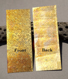 Sun, Moon, and Stars Textured Sheet Metal