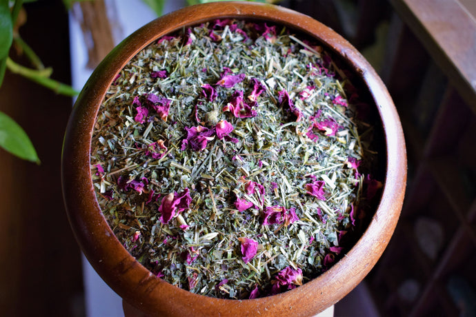 ATTUNEMENT | A RITUAL TEA FOR EMOTIONAL BALANCE