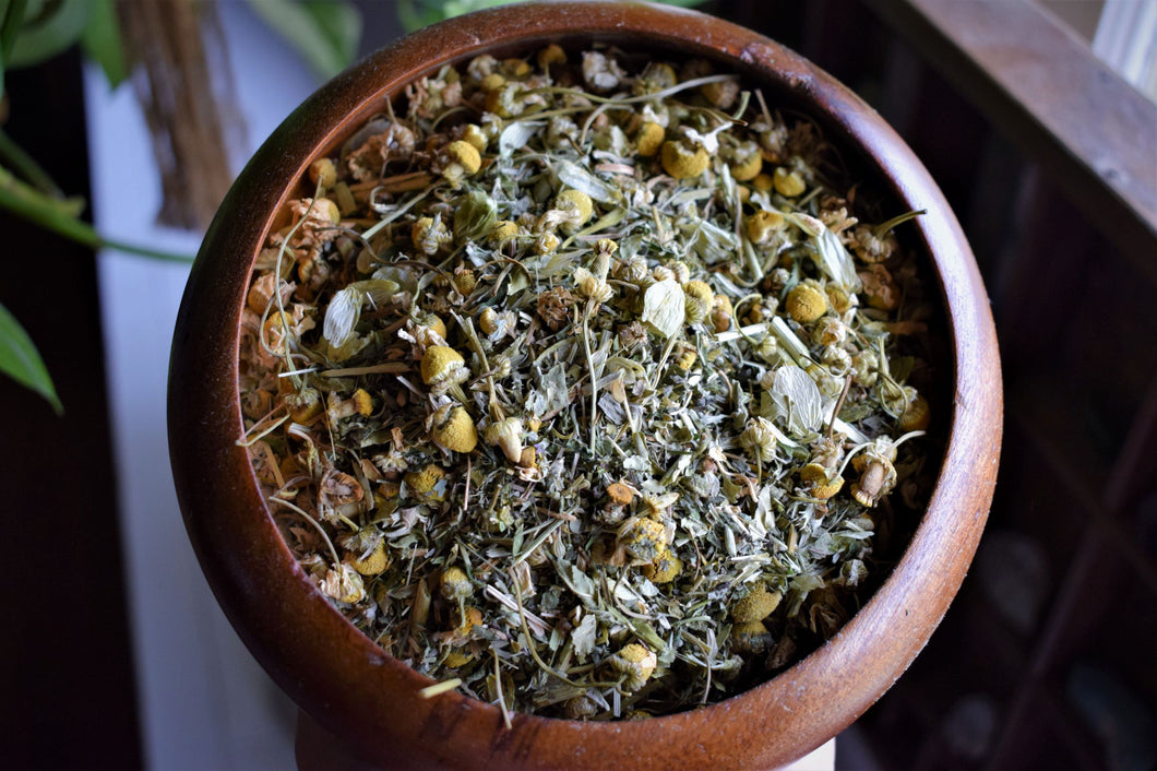BEDTIME | A RITUAL TEA TO SUPPORT RESTORATIVE SLEEP