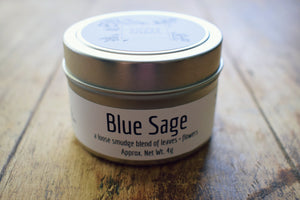 BLUE SAGE LOOSE INCENSE
