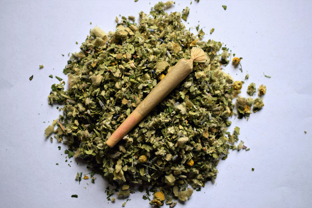 BREATHE EASY | A ROLLED HERBAL BLEND TO CLEANSE & DETOXIFY THE LUNGS