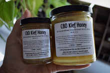 Load image into Gallery viewer, CBD KIEF HONEY | FULL-SPECTRUM HEMP HONEY
