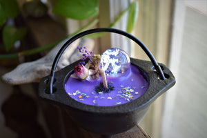 COSMOS INTENTION CANDLE | THIRD EYE OPENER | PSYCHIC | RITUAL CANDLE