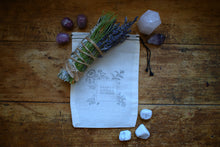 Load image into Gallery viewer, DEEPEST DREAMS SMOKE WAND | MUGWORT SMUDGE STICK | DREAM SMUDGE | DREAM INCENSE | SPELL WORK