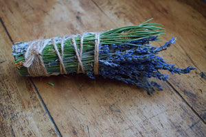 DEEPEST DREAMS SMOKE WAND | MUGWORT SMUDGE STICK | DREAM SMUDGE | DREAM INCENSE | SPELL WORK
