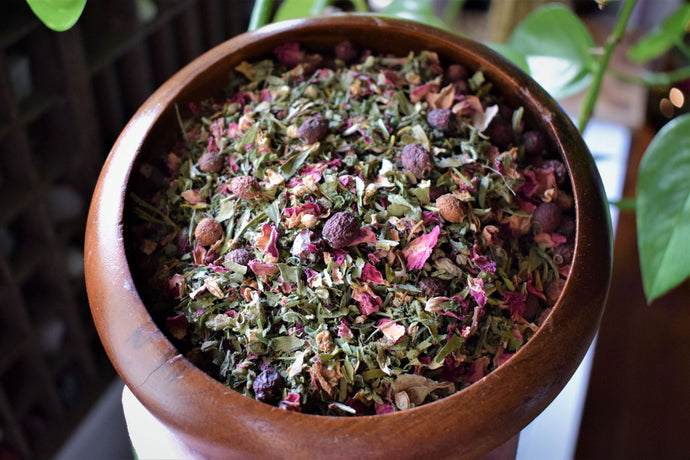 EMPATH | A RITUAL TEA FOR EMPATHS & HIGHLY SENSITIVE PEOPLE