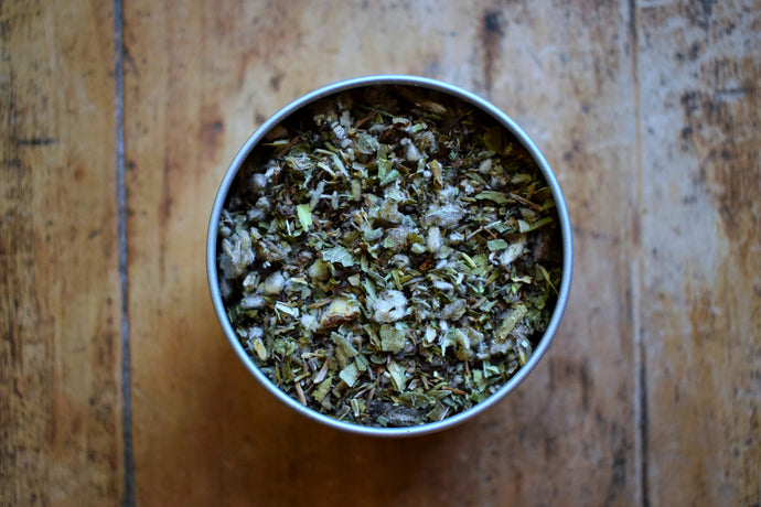 FOCUSED MIND | A LOOSE HERBAL BLEND FOR MENTAL FOCUS