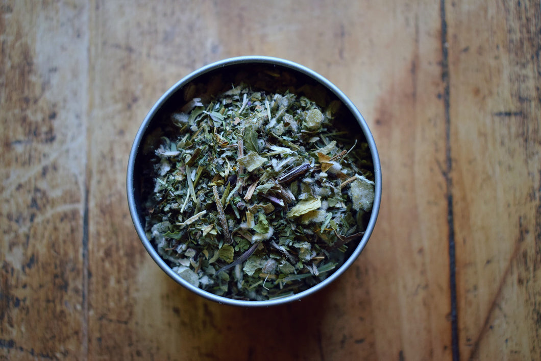 EASE | A LOOSE HERBAL BLEND TO EASE TENSION