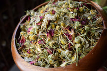Load image into Gallery viewer, HIGH MAGICK RITUAL TEA | AN HERBAL BLEND FOR MEDITATION & SPIRITUAL GROWTH