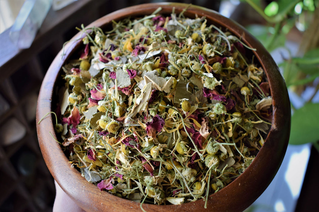 HIGH MAGICK RITUAL TEA | AN HERBAL BLEND FOR MEDITATION & SPIRITUAL GROWTH