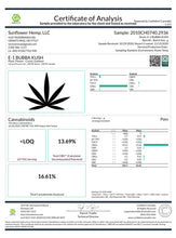 Load image into Gallery viewer, HARMONY CBD:CBG 1:1 | CBD CBG PRE-ROLL | CBG HEMP JOINTS | CBG HEMP FLOWER