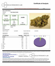Load image into Gallery viewer, SOUR SPACE CANDY | CBDa 13.65% | THE SACRED HERB | CBD FLOWER | HEMP FLOWER