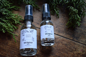 WILD JUNIPER HYDROSOL | SMALL BATCH | WILDCRAFTED | PLANT WATER