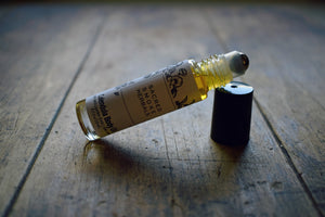CALENDULA BODY OIL | ROLL-ON | SMALL-BATCH
