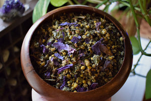 LUCID DREAMZ RITUAL TEA | DREAM WORK PLANT MAGICK