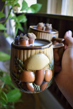 Load image into Gallery viewer, AUTUMN RITUAL CANDLE | VINTAGE MUSHROOM - CERAMIC MUG