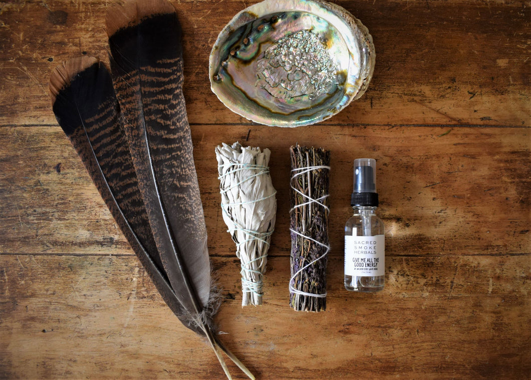 NEW HOME RITUAL KIT | NEW HOME CLEANSING | NEW HOME BLESSING | HOUSEWARMING GIFT